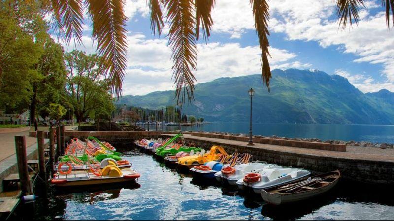 Faszination Gardasee: 4 bis 8 Tage in 3* Resort inkl. Frühstück