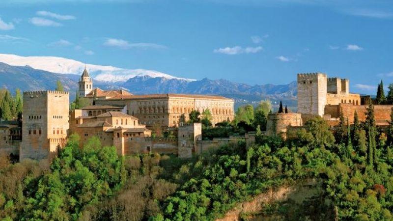 Rundreise Andalusien: 8 Tage mit Halbpension, Flügen & Reisebus